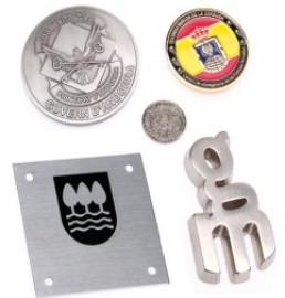 Medallas, placas y trofeos a medida